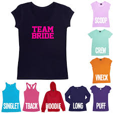 team-bride